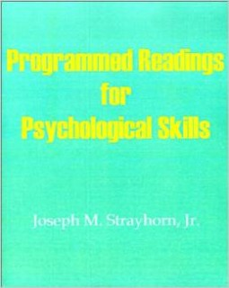 Programmed Readings for Psychological Skills