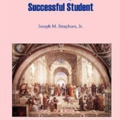 Manual on Being a Successful Student