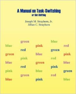 Manual on Task-Switching or Set-Shifting